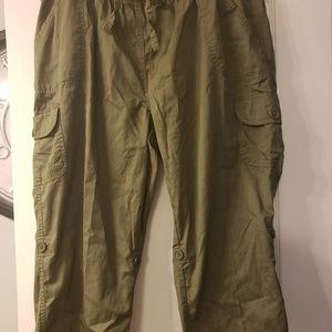 Womens within capris size 20W